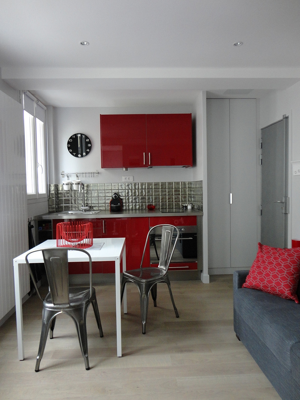 Studio 19m² - Paris 11ème